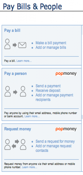 Snap, Crackle And Pop: Money Transfer Made Easy