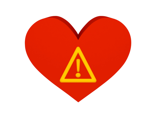 Heart Warning photo