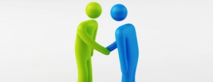 handshake partner 439x170