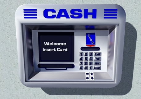 ATM Cash feature