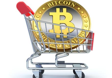 Bitcoin Online Shopping Feature