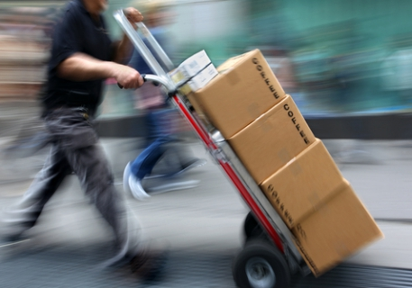 Boxes Delivery feature