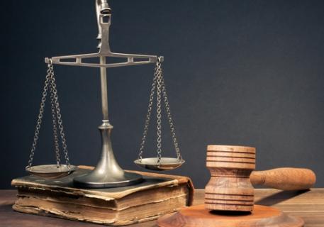 Judge Legislature Equal Gavel Justice Feature
