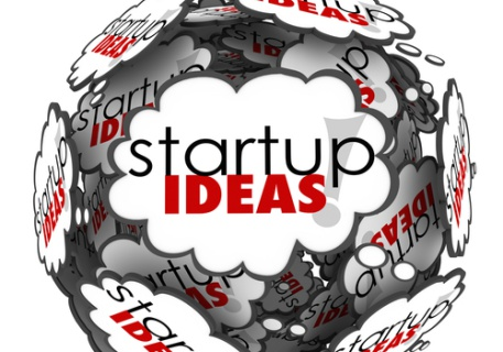 Startup Ideas feature