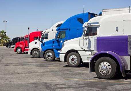 Trucks feature