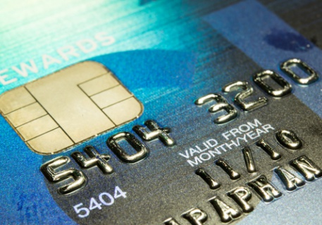 credit card emv security feature