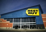 Best Buy Store Entrance