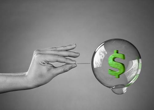 Money Bubble CMS
