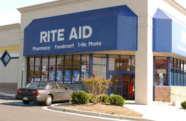 Rite-Aid Executives Indicted on Fraud Charges