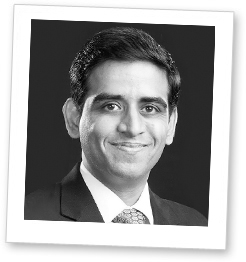 Srinivas Nidugondi, Senior VP and Head of Mobile Financial Solutions at Mahindra Comviva
