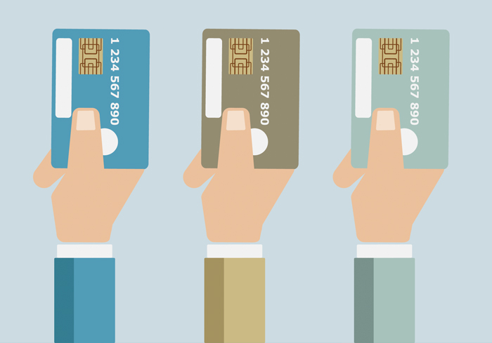 Interactive Payment Cards