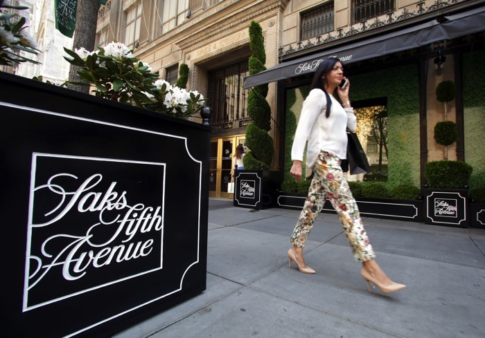 Saks Opens Parisian Restaurant in NYC Store
