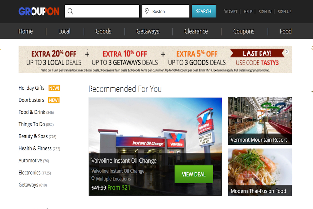 Groupon's Global Market Exit Continues