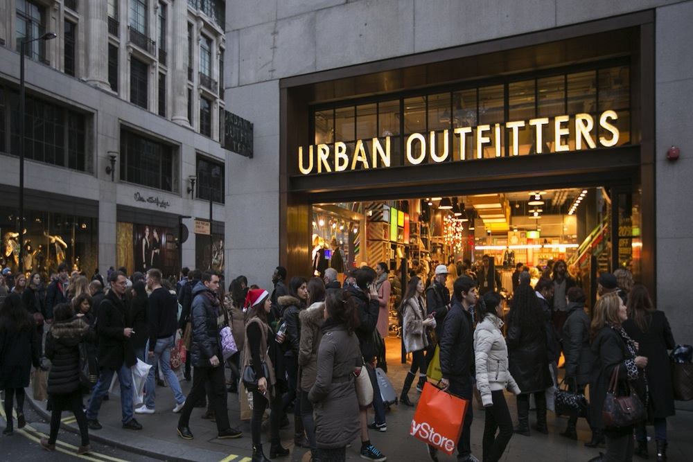 Urban Outfitters Speeds Up And Branches Out Pymnts Com