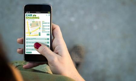 ride sharing lyft uber