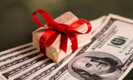cash christmas