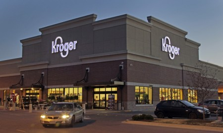 The Kroger Co. reports quarterly earnings on Thursday, Dec. 5, 2013. (AP Photo/Michael Conroy, File)