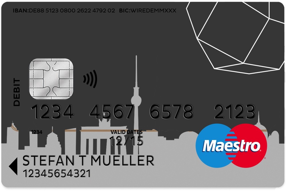 NUMBER26 Offers Contactless Maestro Debit Card | PYMNTS.com