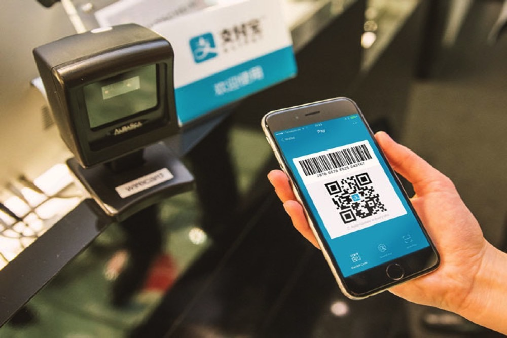 Image result for alipay payment in shop