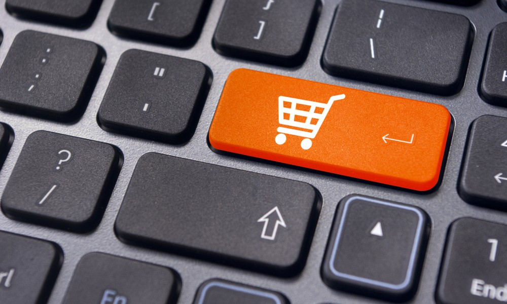 online checkout shopping cart