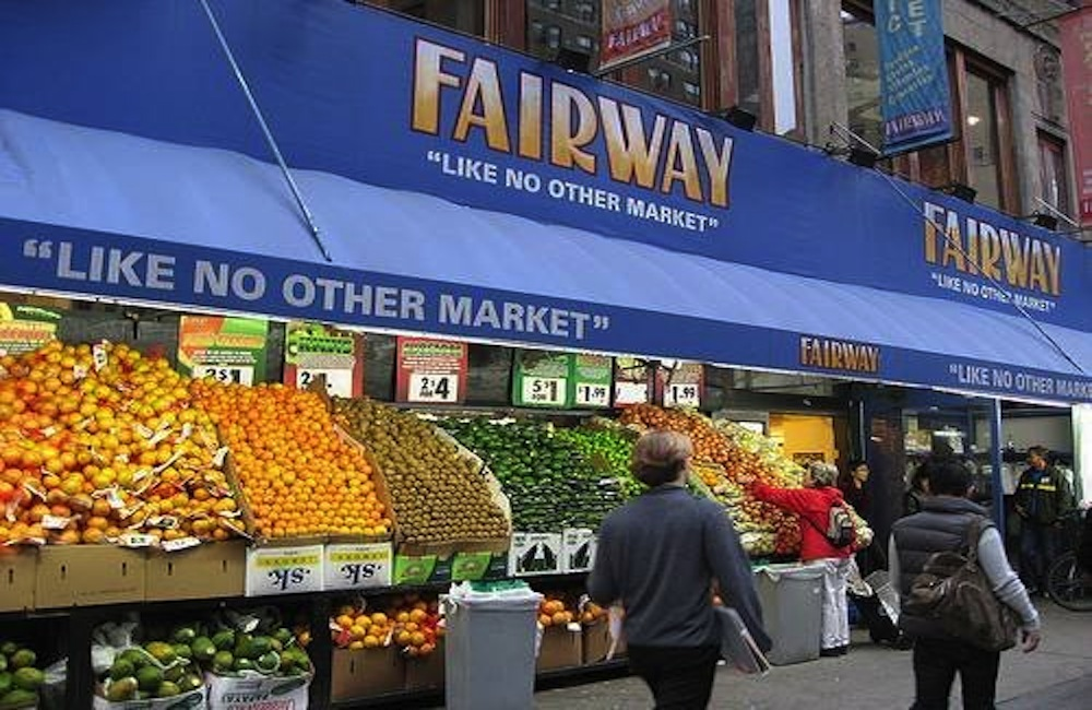 Image result for name of high end food market across street from NYC Beacon Hotel