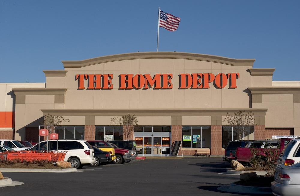 How Home Depot's Hedging Against A Downturn With Digital