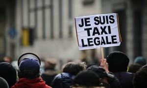 Uber_Protest_France