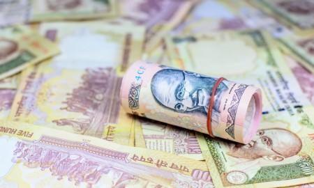 india bank notes rupee