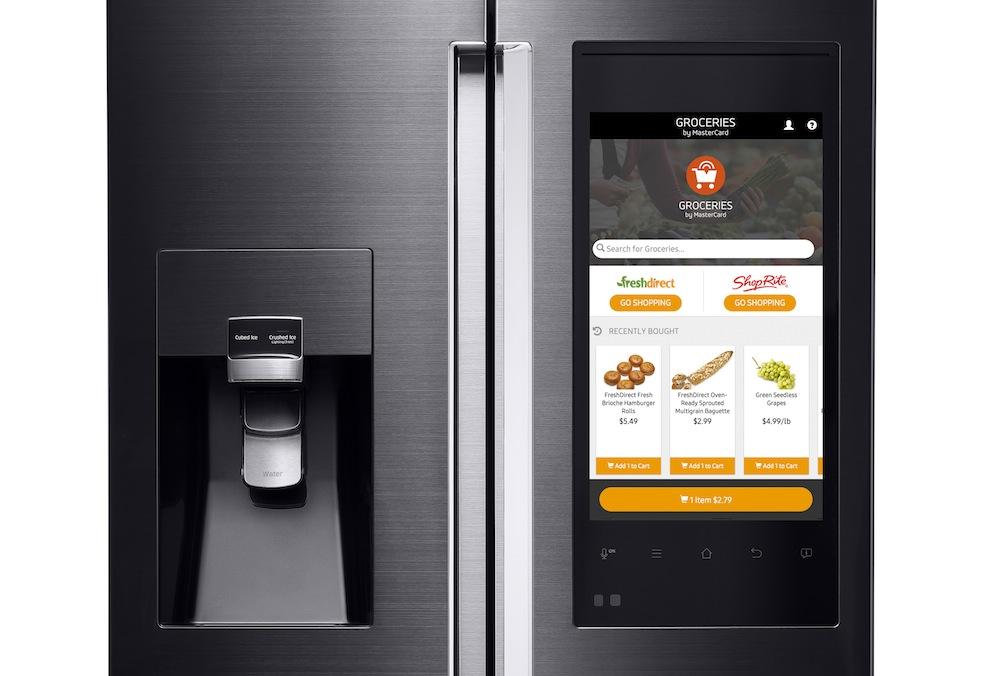 Samsung Family Hub Iot Has Smart Fridge Pymnts Com