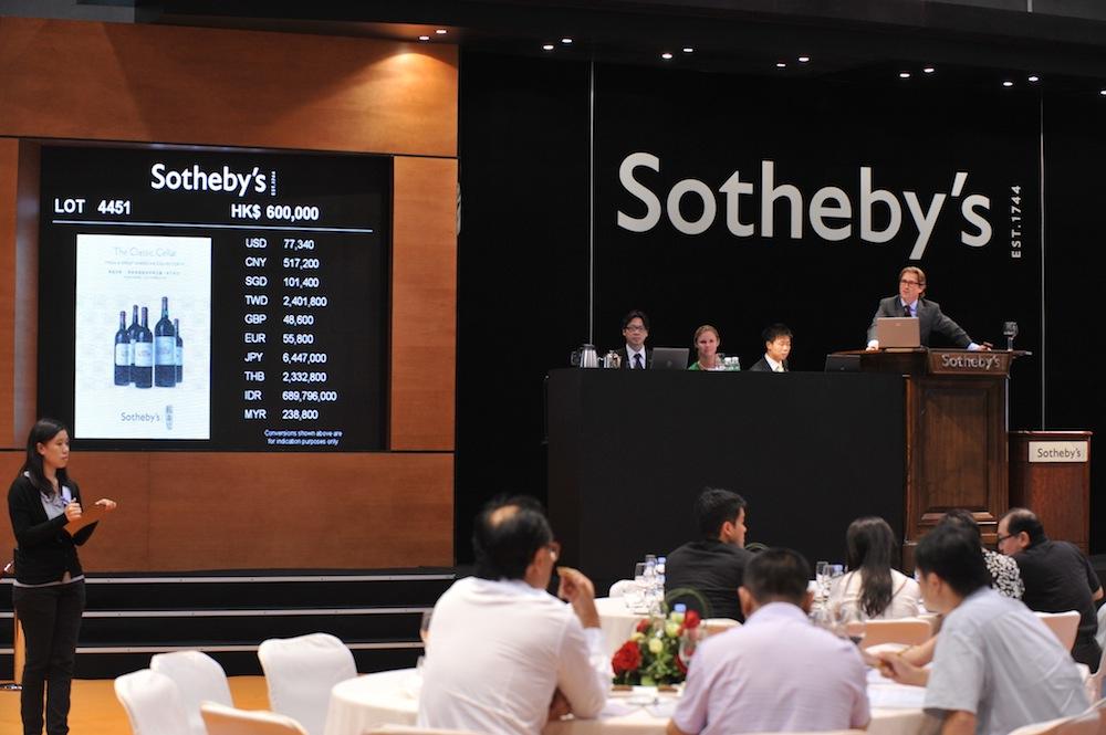 Sotheby S Ebay Auction Pair Up Pymnts Com