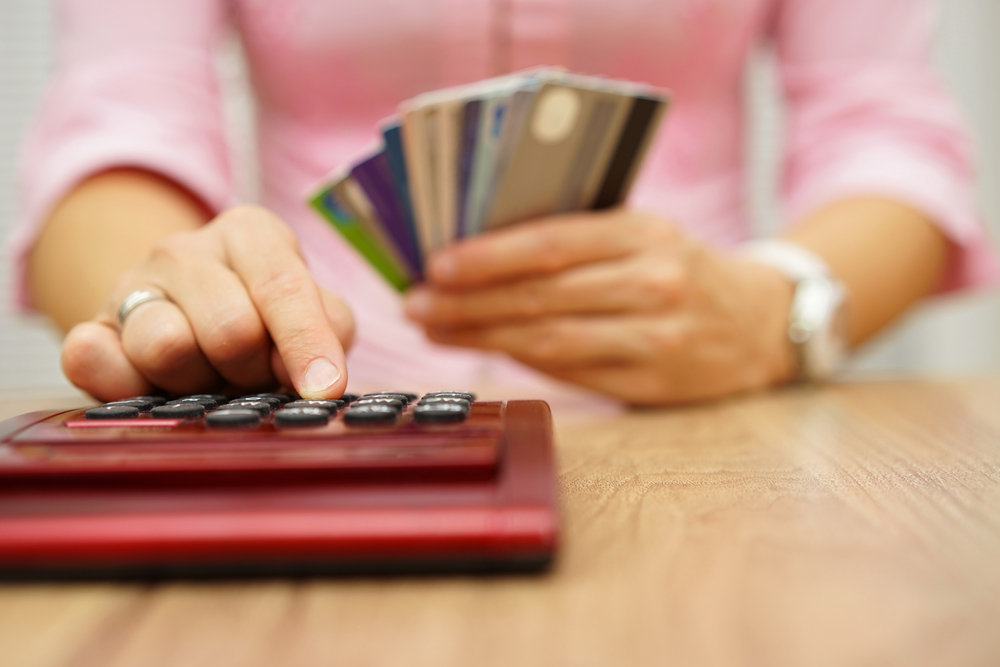consumer credit card debt on the rise