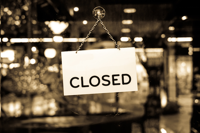Store Closures and Retail Bankruptcies