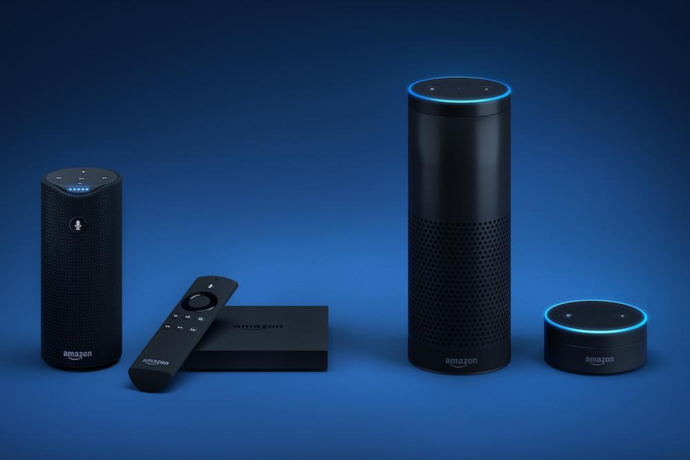 Amazon Alexa skils