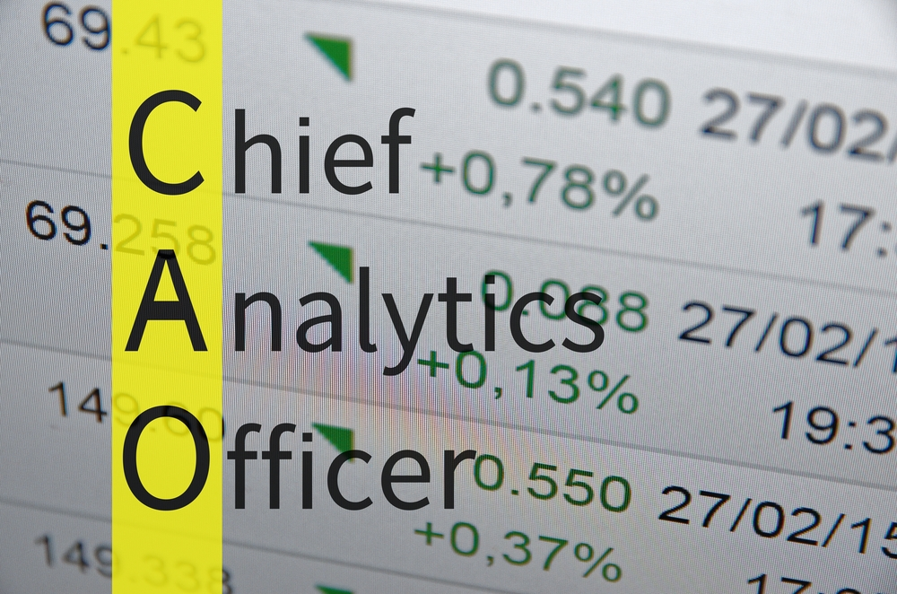Chief Analyrics Officer