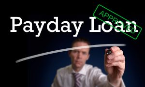 Tribal payday lending
