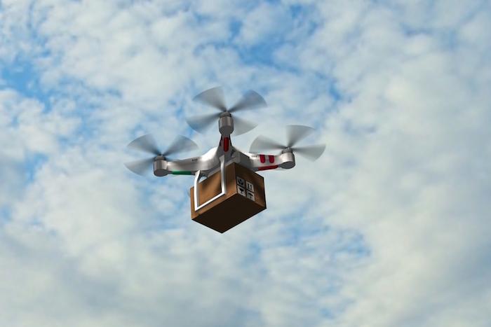 Amazon Loses Ground With Drones