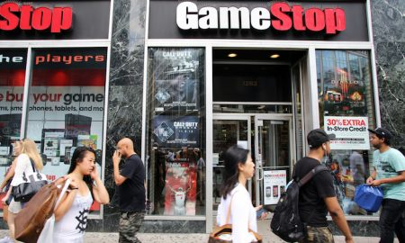 GameStop Resets Rewards
