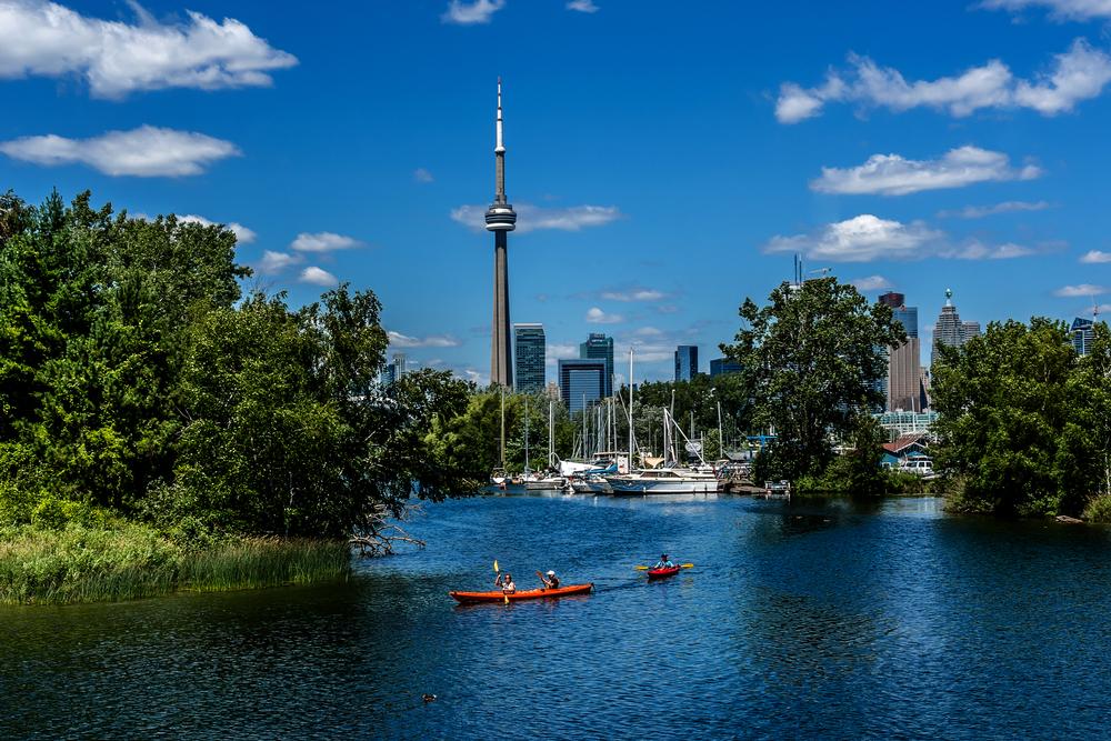 Toronto Canada tech center