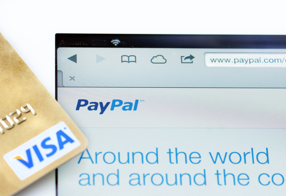 Visa/PayPal And The Future Of Payments