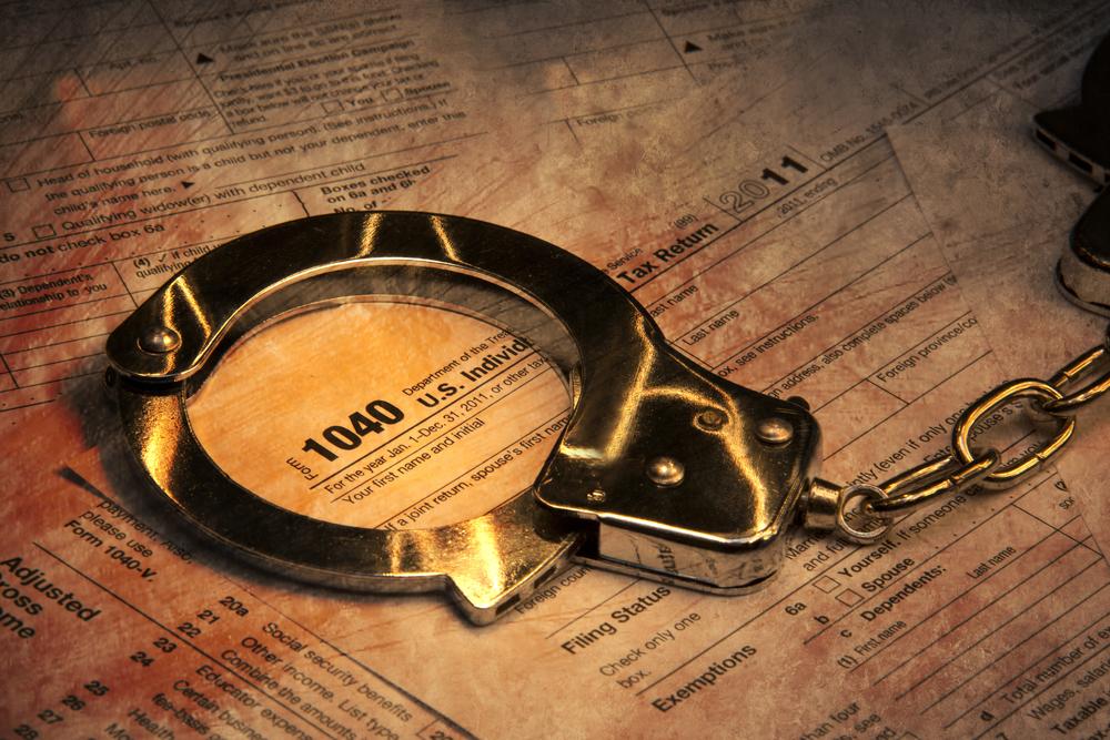 Sentencing For Massive Tax Fraud Scheme