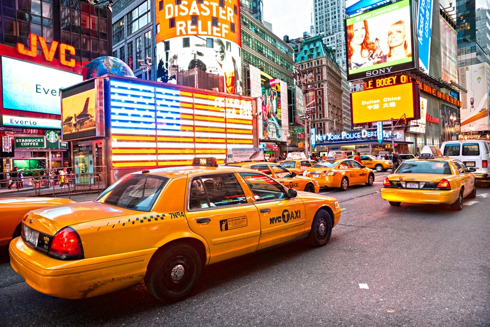 New York City Cabs To Allow Carsharing Via Apps