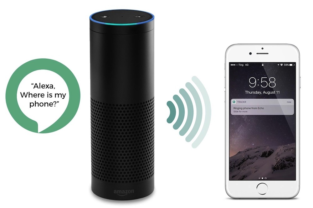 Alexa Can Now Find Your Lost Phone