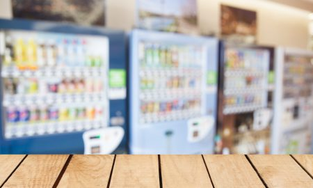 USAT cashless options AA vending
