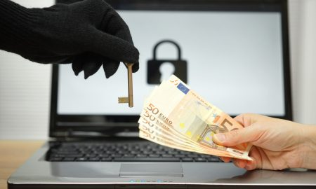 bitcoin ransomware connection