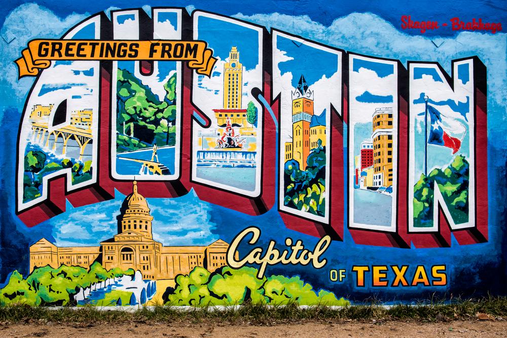 Austin Texas Shines As Tech Center