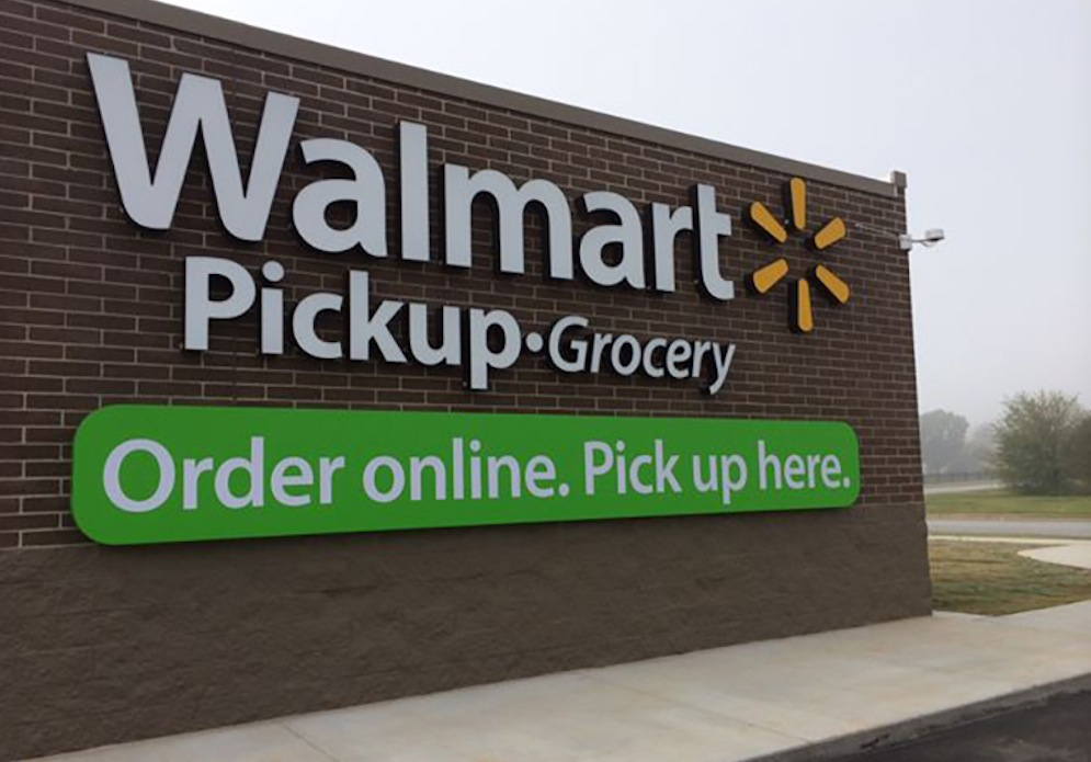 e5e940f603 Walmart Pushes Grocery Pick-Up In Target's Backyard | PYMNTS.com