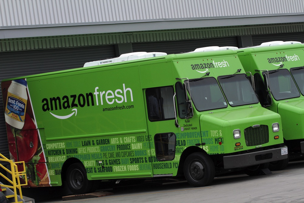 Amazon Stopping Fresh Delivery Service In Several States Pymntscom