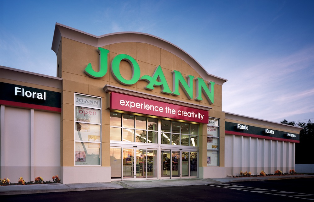 Jo-Ann Stores Updates Its Brand To Extend Beyond Fabrics