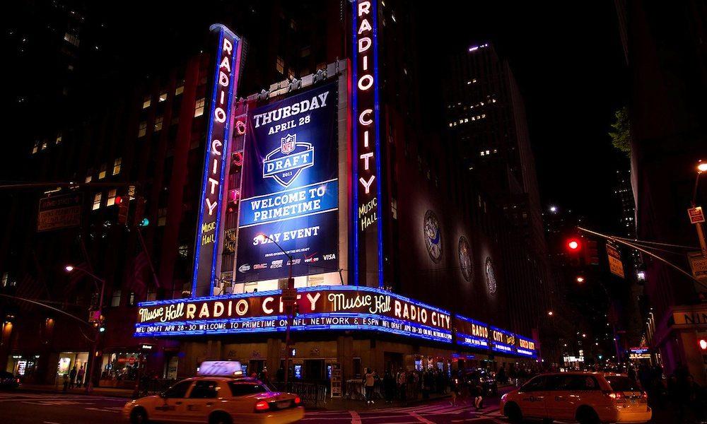Madison Square Garden: Madison Square Garden And Radio City Musical Hall Hacked