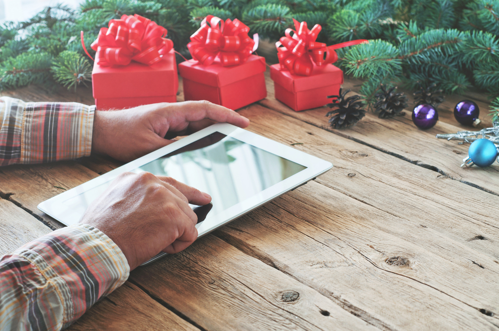 Visa Online Holiday Shopping
